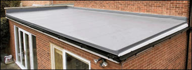 Flat roofs Wakefield